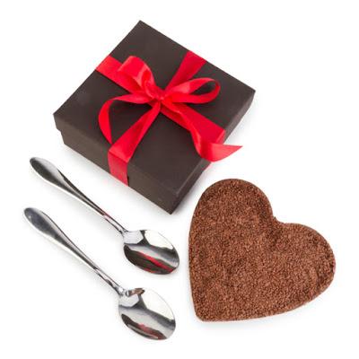 Coração de bolo