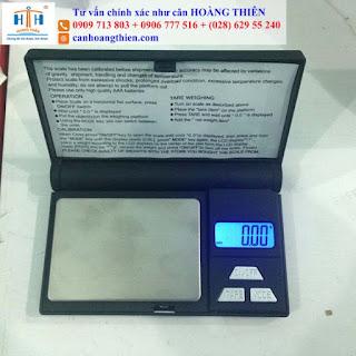Cách sử dụng cân tiểu ly mini Ohaus YA202 nhập khẩu USA