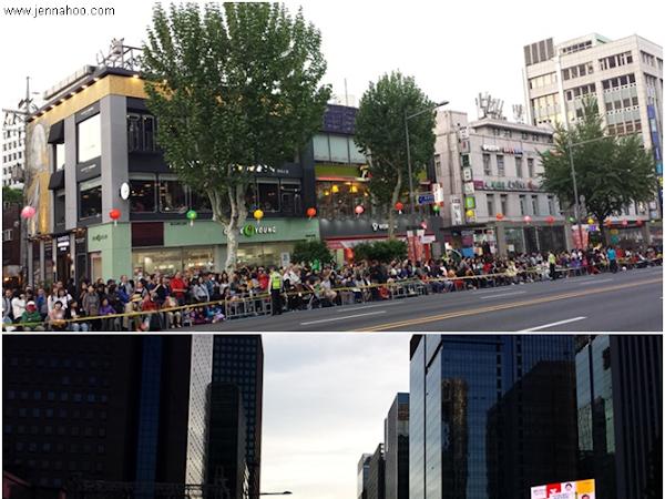 Lyhtyparaati Koreassa, Yeondeunghoe Lotus Lantern Festival 2016