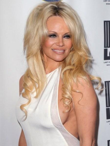 Pamela Anderson - Naijalads.com.ng