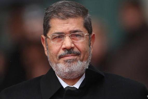 الحكم بالسجن النافذ 3 سنوات على الرئيس المصري السابق مرسي