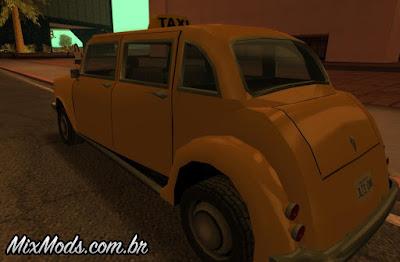 perennial hustler taxi gta sa
