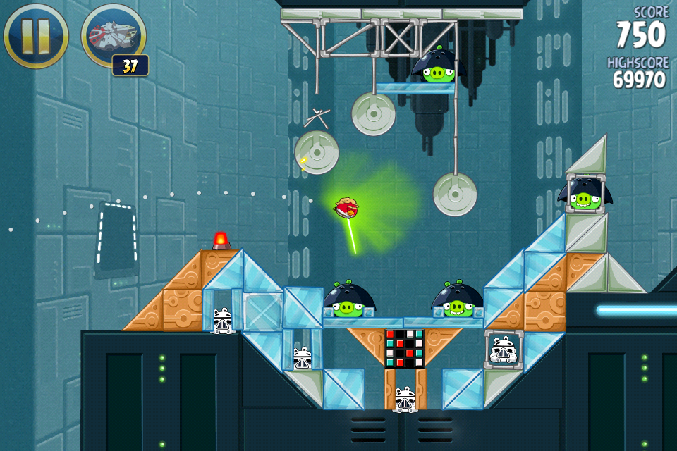 Angry Birds Star Wars II 1.2.1 2014 Free download full game