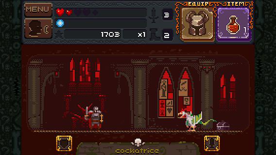 Deep Dungeons of Doom ScreenShot 03