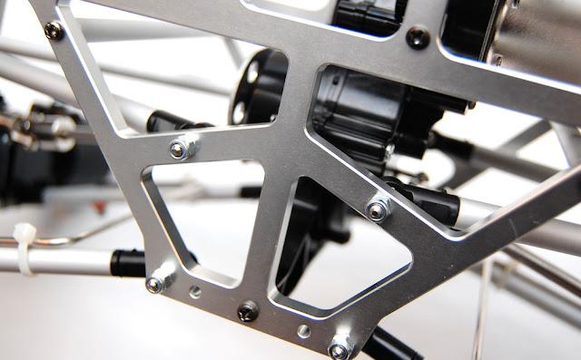 Tamiya TXT-1 chassis chamfer