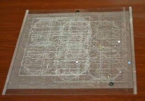 Silhouette cutting mat, silhouette cameo cutting mat, silhouette mat, how to clean silhouette mat, silhouette cameo mat