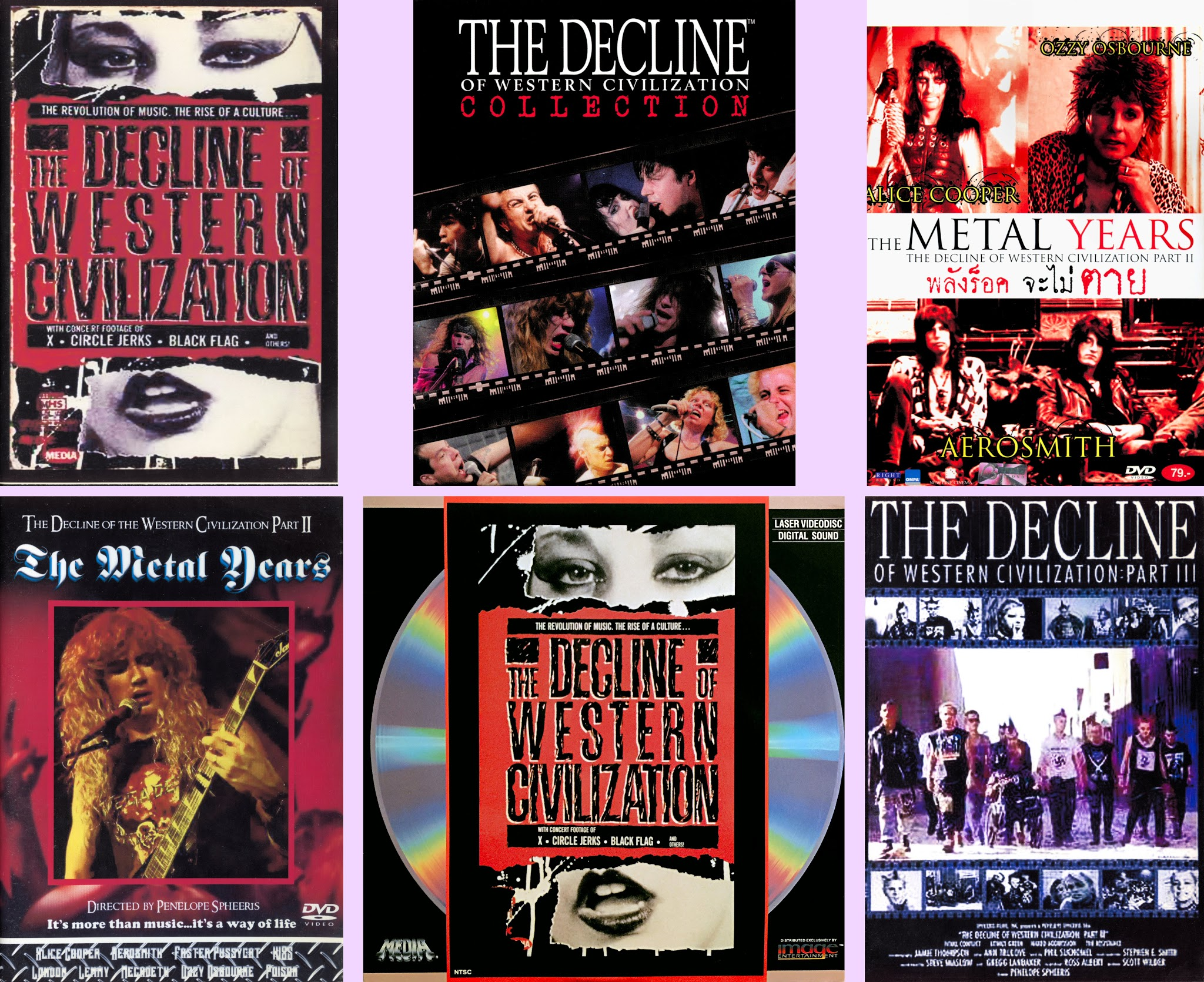 DVD Exotica: Sit Back and Watch the Complete Decline of