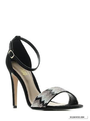 Sandalias Altas de Mujer