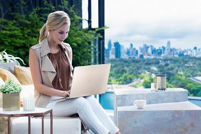 ASUS VivoBook S sebagai Teman Setia Travel Blogger mendukung mobilitas travel blogger