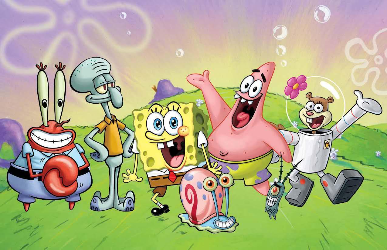 Spongebob Pictures Cute Kumpulan Gambar Lengkap
