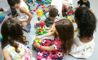 Oficina estimula habilidades e promove diversão