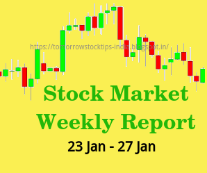 stock weekly report