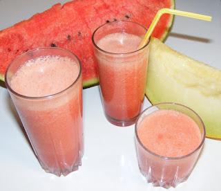 bautura de pepene, suc de pepene, cocktail de pepene, nectar de pepene, retete bauturi de pepene, sanatate, nutritie,