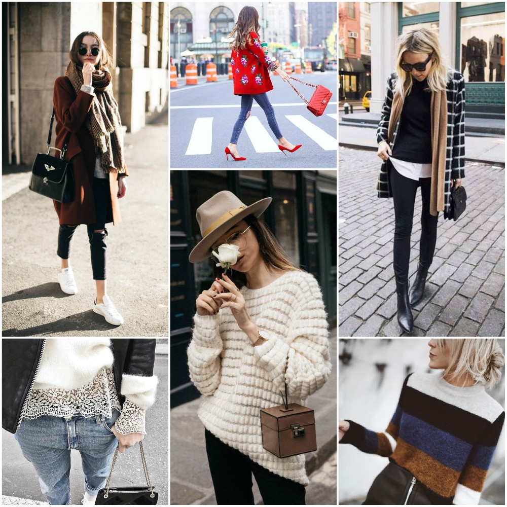 The five style essentials every woman should have this Autumn - Street Style Inspiration #1