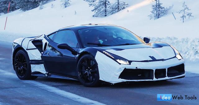 フェラーリが新型V6ハイブリッドモデルを開発中?「ディーノ」復活の噂も。
