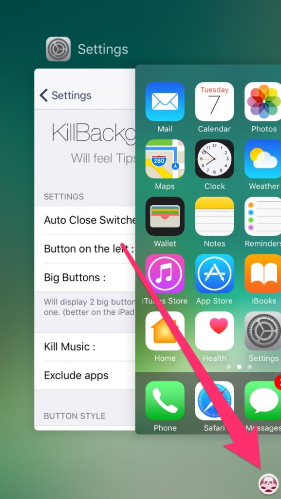 Close All Apps at Once in iOS 10 on Your iPhone or iPad - TECHSUPPORT