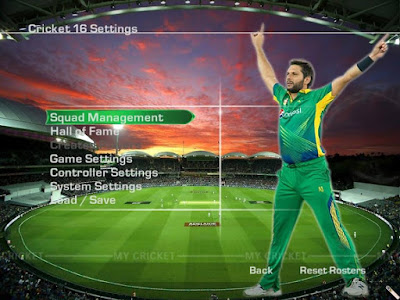 Download Cricket 2016 For PC