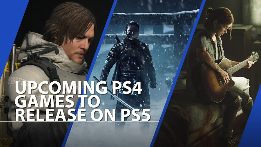 upcoming ps4 games death stranding ghost of tsushima last of us 2 ps5