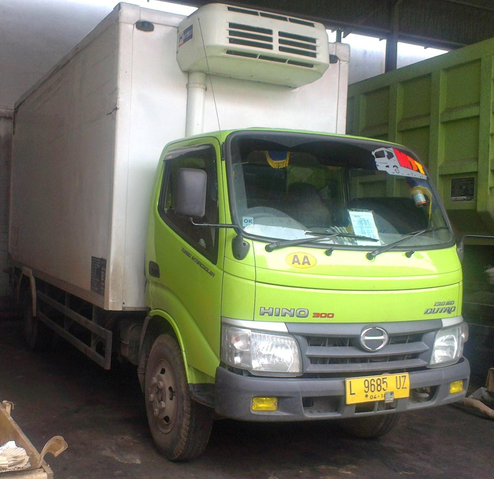 truk hino dutro box pendingin surabaya