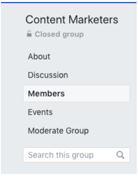 How To Remove Group From Facebook<br/>