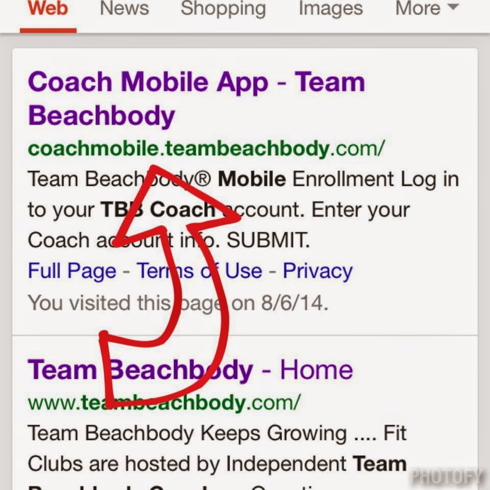 Beachbody Coaches - How to use the Team Beachbody App! | Payton Peoples
