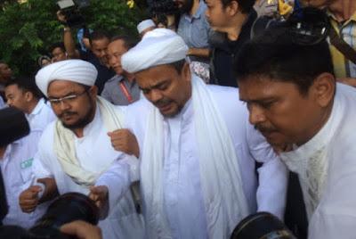 Soal Dugaan Penyerobotan Tanah oleh Habib Rizieq Syihab, Inilah Keterangan Mengejutkan Perhutani Bogor