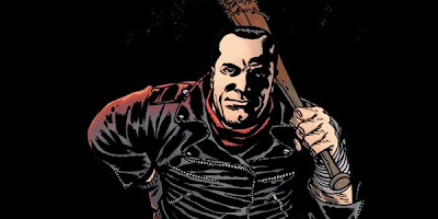 "The Walking Dead: Negan e la sua fida mazza ""Lucille"""