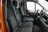 Ford Transit Custom Panel Van (2018) Interior