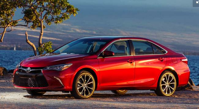 2016 Toyota Camry Xse Review Uk