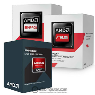 Harga Processor AMD Athlon Terbaru 2016