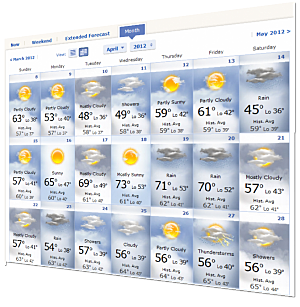 Albany New York Long Range Weather Forecast  400 x 400 png