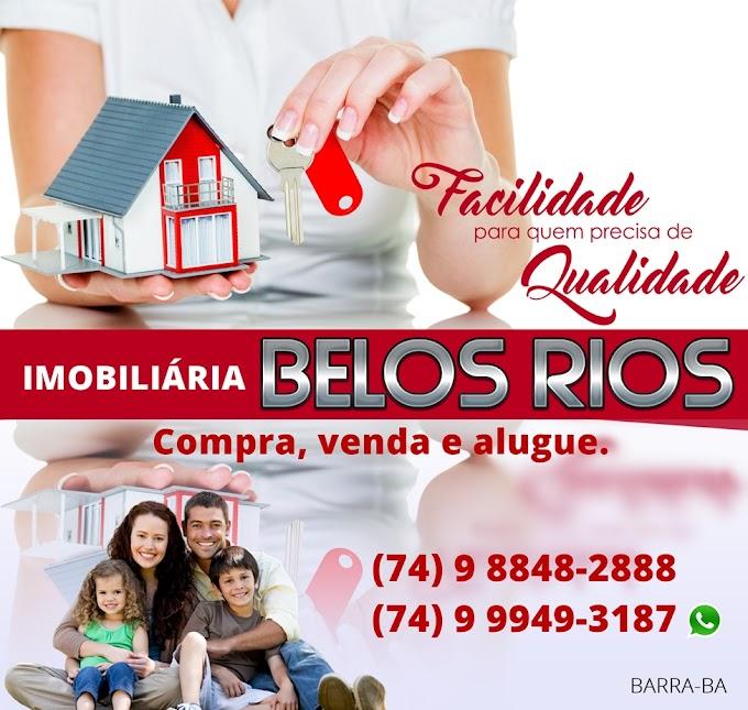 Imobiliária Belos Rios. Compra, venda e alugue.