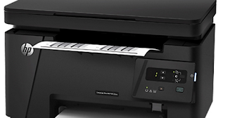 HP LaserJet Pro MFP M125ra Driver & Software Download