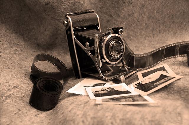 L Invenzione Della Macchina Fotografica Applicazioni Tecniche