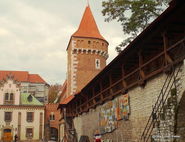 medeltida Krakow