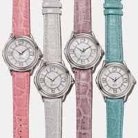 ladies watch in avon catalog