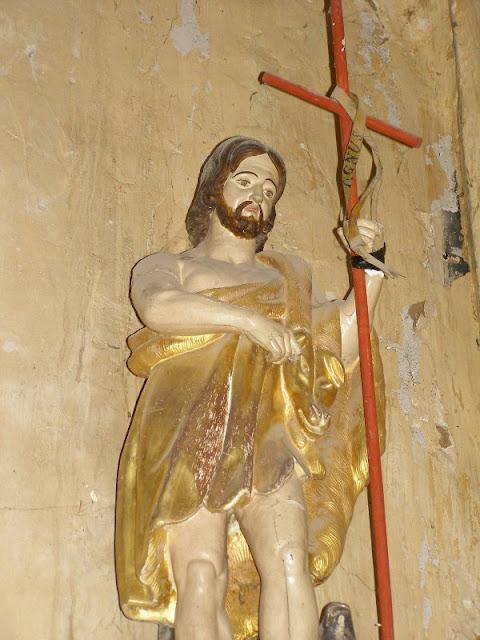St Jean Baptiste Prieuré de Montverdun ©Défrade