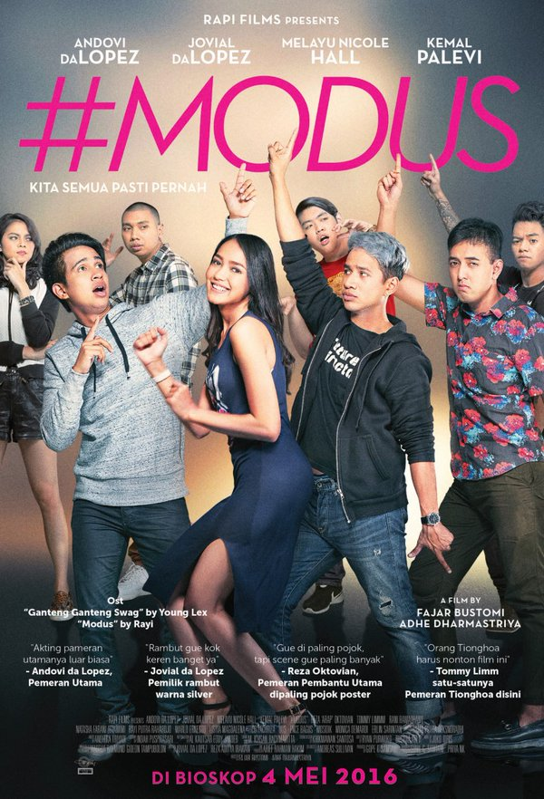 Download Film Modus (2016) Bluray Full Movie