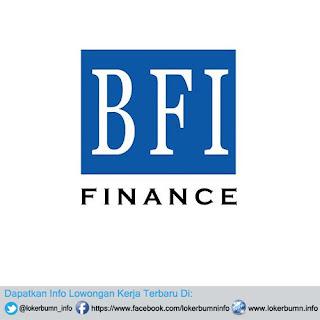 Info Lowongan Kerja PT BFI Finance Indonesia Untuk Banyak Posisi