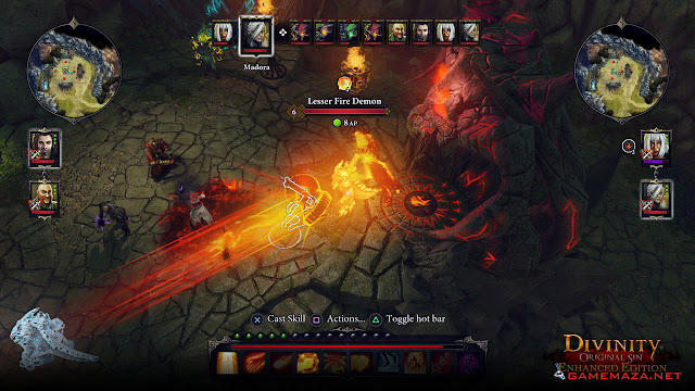 Divinity Original Sin Screenshot Gameplay 1
