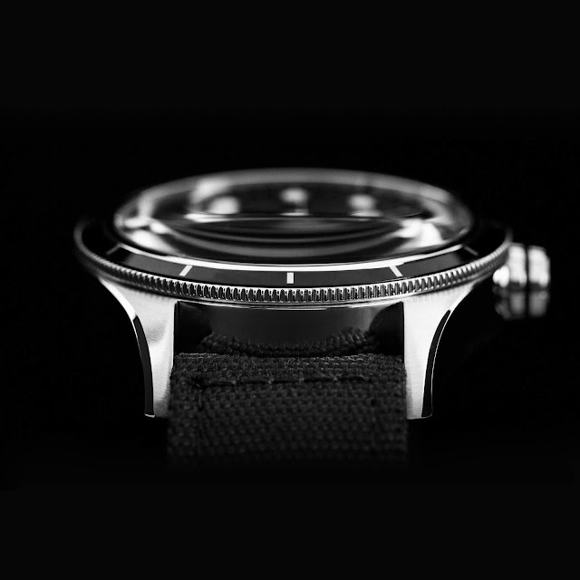 Charlie Paris Concordia Automatic black