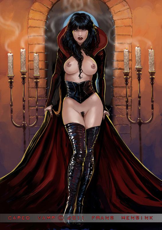 Life And Death, Gothic Fantasy Woman Art By Shibashake On Deviantart