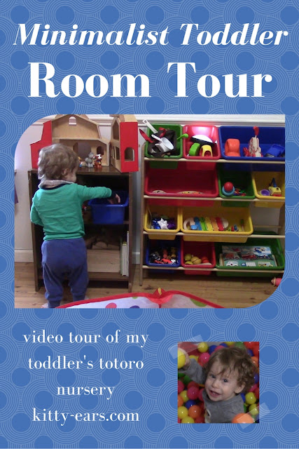 Toddler Room Tour