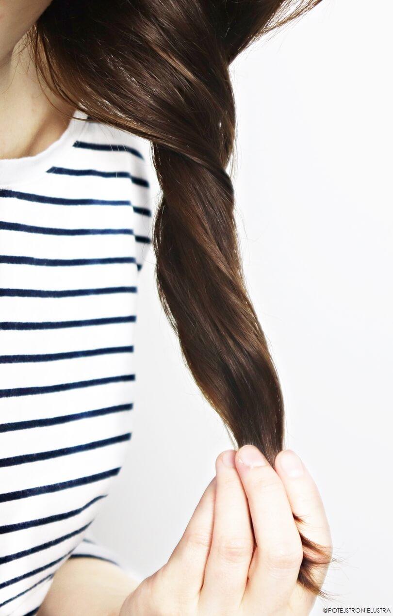 farbowanie włosów henną khadi orzechowy brąz efekty