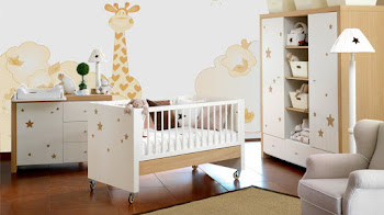 La habitación de tu bebé y colores para su decoración