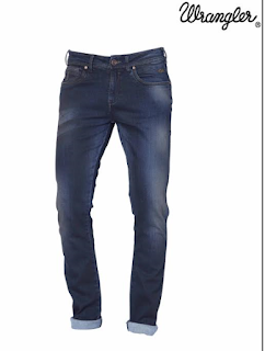 Feel Fresh & Free in 'Stretch Plus' Denim by Wrangler