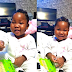Adorable photos of comedian, Seyilaw's daughter, Tiwaloluwa