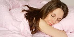 Cara agar tidur nyenyak di malam hari