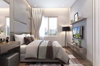 Bán căn hộ mini có sổ đỏ dt 32-45m2, 2PN chỉ hơn 500tr