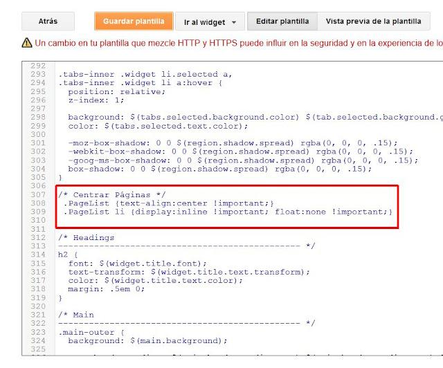 Centrar Páginas HTML